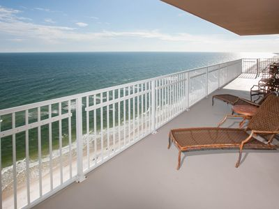 Photo for Penthouse West Corner on 14th Floor  | Zero Entry Pool, Indoor Pool, Hot Tub, Sauna, Fitness, Wifi