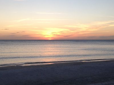 Great sunsets!