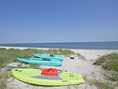 Photo for beach house North Fork Vineyards, Farm Stands, Kayaks Sea Side