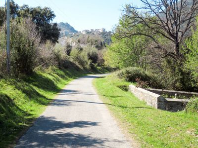 Photo for 1BR Apartment Vacation Rental in Cervione