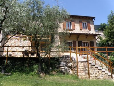 Photo for Between art and wine in the heart of the Valpolicella .. ..