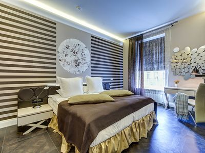 Photo for ESPRESSO deluxe apartment at Nevsky 22