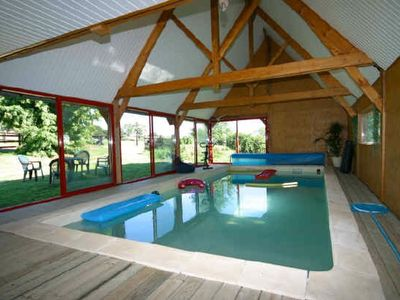 Photo for STUDIO with indoor pool in stud close to DEAUVILLE