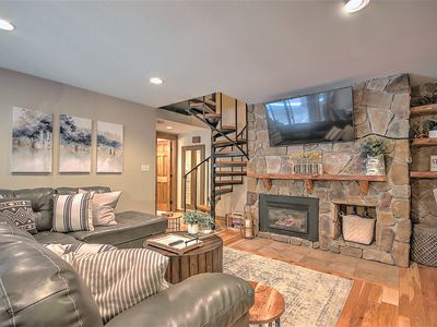 Photo for Recently Upgraded Keystone Condo, 3 bedrooms & 2 full baths