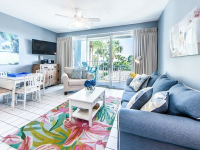 Photo for ☀️Gulf Place Cabanas 203☀️30A-1BR+Bunks-Aug 4 to 7 $799 Total! Across fr Beach
