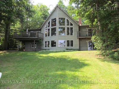 Photo for 6BR Cottage Vacation Rental in Gravenhurst, ON