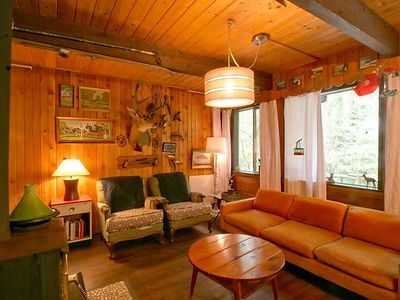 Photo for Vacation home 73SL Rustic Escape for You in Mount Baker/Glacier - 2 persons, 1 bedrooms