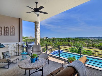 Photo for Perfect Retreat  in the Hill Country while Enjoying ACL or F1 event in Austin