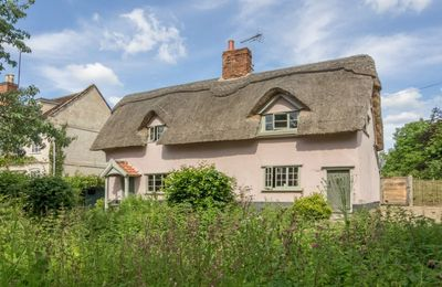 Photo for Gardener's Cottage is a Grade II listed 17th century thatched self-catering cottage.