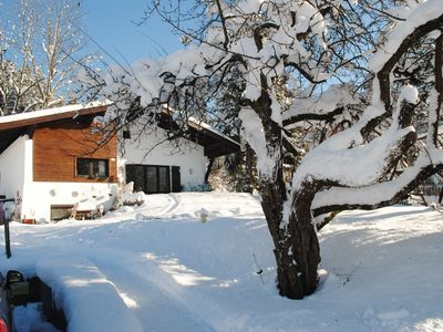 Photo for Apartment for 5 people in the skiing, hiking and biking area ideal for families