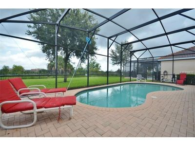 Photo for Luxuriously furnished 6 BD pool home in Windsor Hills Resort Kissimmee FL