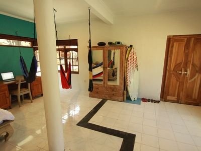 Photo for Spacious and Clean Studio Space in a traditional Balinese family compound