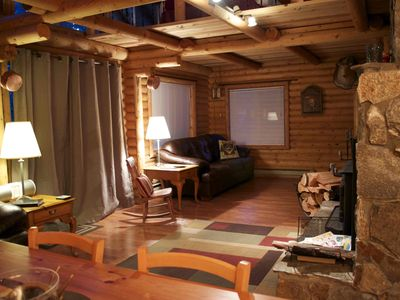 Photo for Cozy Cabin Minutes from Leavenworth and Stevens Pass
