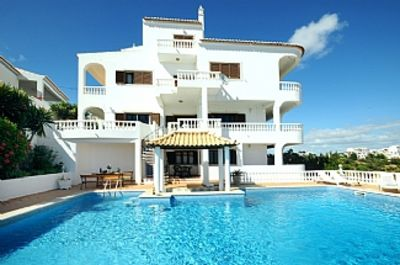 Photo for Stunning Villa, Hillside Location With Private Pool, Spectacular Ocean Views