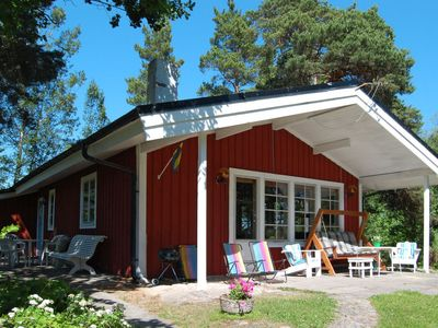 Photo for Vacation home Harge Sörgård (NAK 043) in Hammar - 8 persons, 3 bedrooms