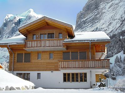 Photo for Apartment Pfingsteggblick in Grindelwald - 8 persons, 4 bedrooms