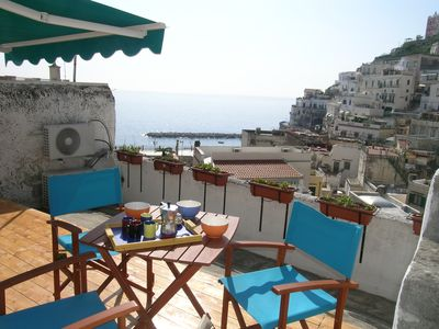 Photo for 2BR Apartment Vacation Rental in Atrani