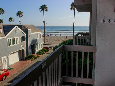 Photo for ***Ocean/Sand VIEW-Watch the WAVES- GORGEOUS! Spring/Summer Weeks AVAILABLE****