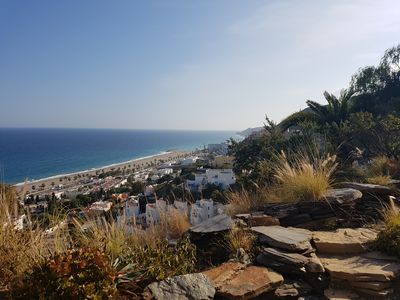 Photo for Beautiful villa sleeps 8, with direct sea views from all rooms