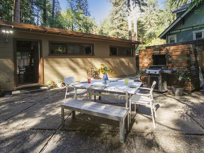 Photo for Old Caz Cottage-Modern Sunny Retreat in the Redwoods! 3rd Nt Free Jan-March!