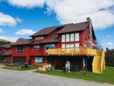 Photo for Dancing Horse Farm - Ski Lodge and Horse Farm 3 Miles from Windham Mountain