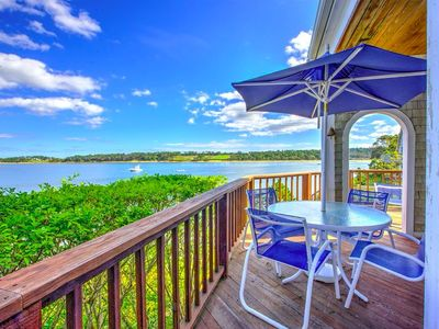 Photo for #711: Waterfront on Pleasant Bay w/ Direct Beach Access! Stunning Views!