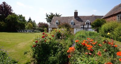 Photo for HISTORIC GRADE 2 LISTED FARMHOUSE  WITH HUGE GARDEN IN RURAL ENGLISH VILLAGE