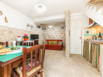 Photo for Independent house, with roof top terrace in the center of Scicli for 2/4 guests