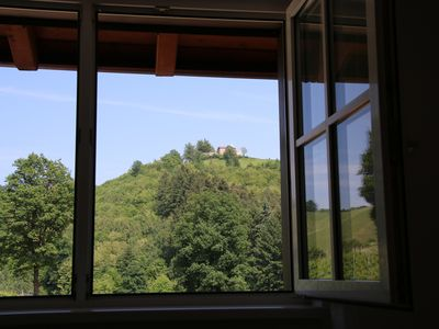 Photo for Overnight stay in the winery Neveu - Schlossblick