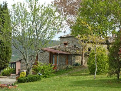 Photo for Corti Villa, Sleeps 14 with Pool and Air Con