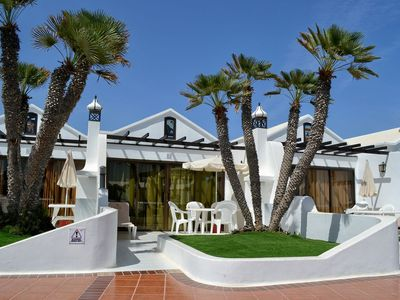 Photo for Refurbished Poolside Villa at Sands Resort, with Sunny Aspect
