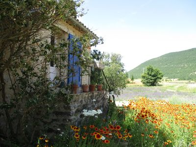 Photo for 3BR Cottage Vacation Rental in Banon, Provence-Alpes-Côte-D'Azur