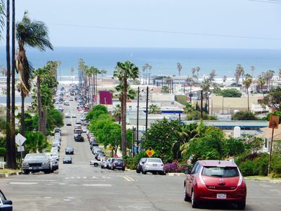 Relax With Your Ocean View In The Heart Of Ocean Beach