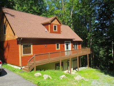 Photo for *NEW LISTING* - Cabin w/ Pool Table, WiFi, Smart TVs, minutes from Ski Resort