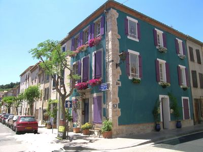 Photo for air-conditioned gite with wifi in village of seaside, labeled GITES DE FRANCE