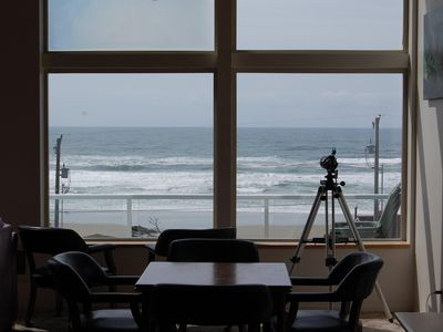 Photo for Heceta Beach House Watch whales , spectacular ocean view and amazing sunsets