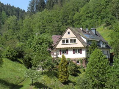 Photo for Idyllic holiday home in a mansion with garden, in the beautiful Black Forest