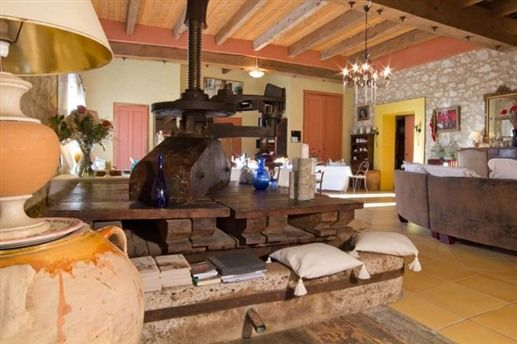 Bed & Breakfast: La Demeure du Pressoir