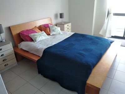 Photo for Apartment with sea view and pool Albufeira