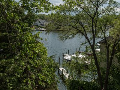 Photo for Waterfront Apartment - Blocks to Main Street!
