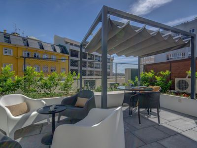 Photo for Lisbon Avenue Apartments- Free ParkinG & Private Terrace