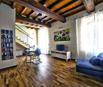 Photo for 1BR Apartment Vacation Rental in Viterbo