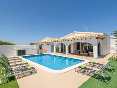 Photo for 3 bedroom Villa, sleeps 6 in Punta Grossa with Pool, Air Con and WiFi