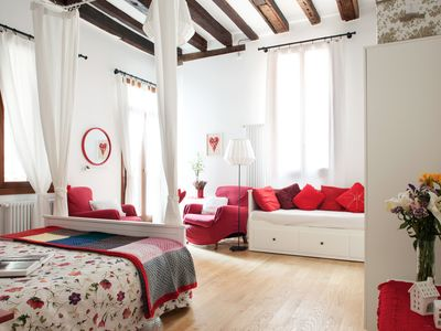 Photo for 1BR Bed & Breakfast Vacation Rental in Venezia