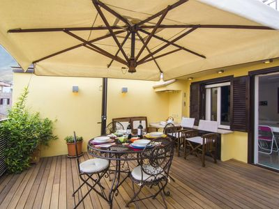 Photo for Lovely penthouse close to Spanish Steps