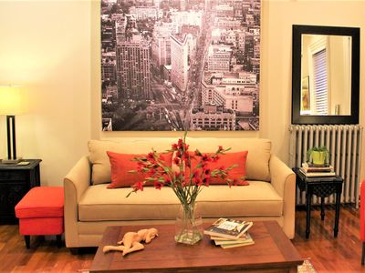 Photo for $109 Special Fresh! City Loft Apt