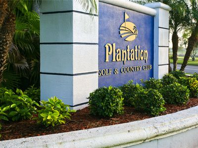 Photo for Open and airy two bedroom, two bath Farmington Vista condo in Plantation Golf and Country Club