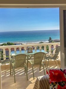 Photo for Cosy Sea View Apartment Ionian Sea