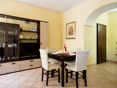 Photo for Central Apartment near the Costa Smeralda with Air Conditioning