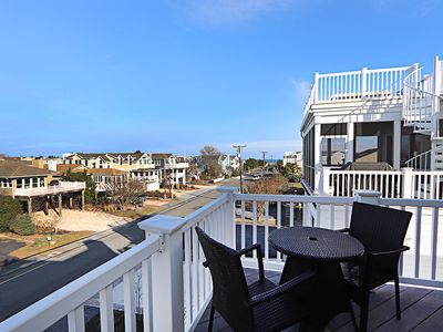 Photo for V118A: Walk to the Bethany's beach from this 7BR SFH! Sea Colony amenities too!